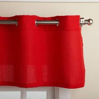 Lorraine Home Fashions Jackson 58 x 12-inch Valance