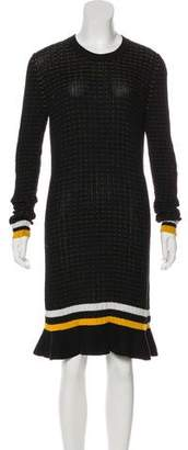 3.1 Phillip Lim Knit Midi Dress