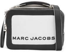 Marc Jacobs The Box 20 Leather Top Handle Bag
