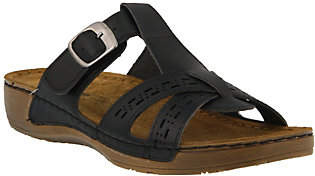 Spring Step Flexus by Slide Sandals - Nery