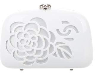 Chanel Camellia Box Clutch