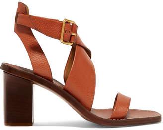 e76685f3389 Chloé Brown Heeled Women s Sandals - ShopStyle