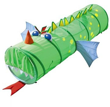 Haba Infant Haba 'Croco Kuno' Dragon Crawling Tunnel