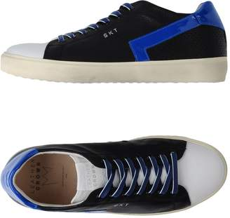 Leather Crown Low-tops & sneakers - Item 11327626EU