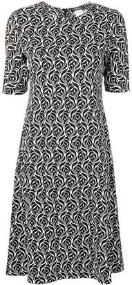 Max Mara 'S printed dress