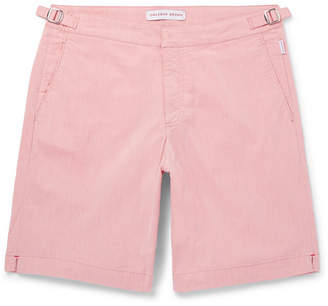 Orlebar Brown Dane Stretch Cotton-Blend Twill Shorts
