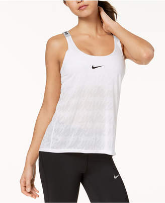 Nike Dry Split-Back Training Tank Top