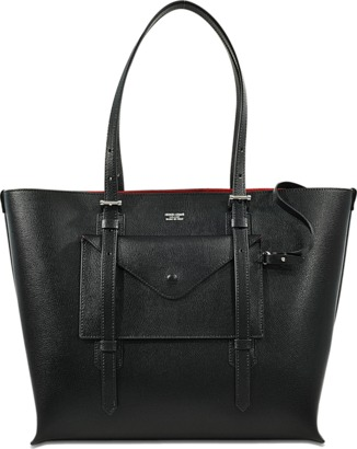 Giorgio Armani Borsa Shopping bag $981 thestylecure.com