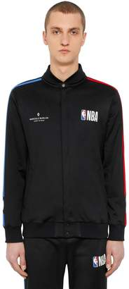 Marcelo Burlon County of Milan Nba Embroidered Varsity Jacket