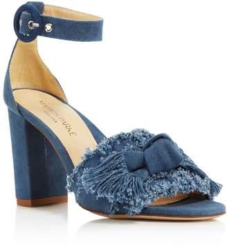 Marion Parke Women's Larin Denim High Heel Sandals
