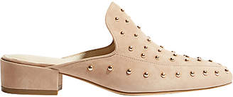 Karen Millen Stud Mule Loafers