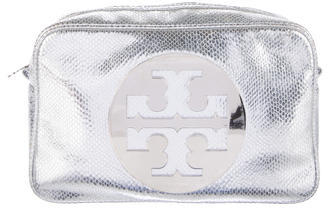 Tory BurchTory Burch Embossed Cosmetic Bag