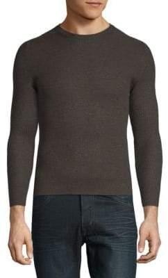 Brioni Crewneck Snug Sweater
