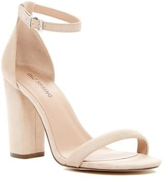 Call It Spring Brelawien Ankle Strap Sandal $49.99 thestylecure.com