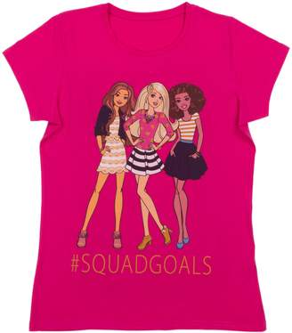 Barbie Girls Short Sleeve T-Shirt