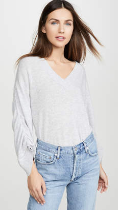 Brochu Walker Danya Vee Cashmere Sweater