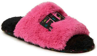 4bfe28b2128b8 Dearfoams Women s Open Toe Slip On Slippers - ShopStyle