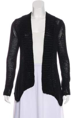 Theory Long Sleeve Open Front Cardigan