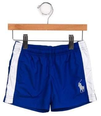 Polo Ralph Lauren Boys' Active Logo Shorts w/ Tags