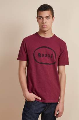 French Connenction Red T-Shirt