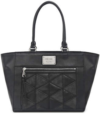 6bf82ca1e001 Nicole Miller Nicole By Sienna Tote Bag
