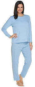 Stan Herman French Terry Tunic and JoggerLounge Set