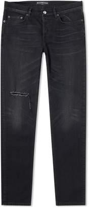 Balenciaga Trashed Japanese Skinny Fit Jean