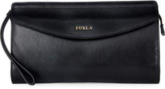 Furla Tea XL Envelope Wristlet Clutch