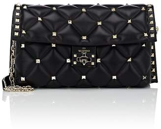 Valentino Women's Candystud Leather Clutch