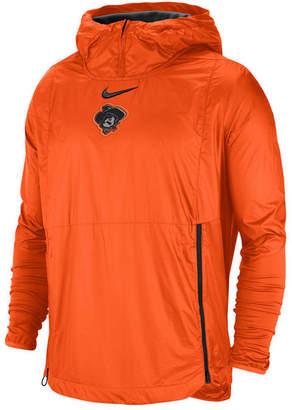 Nike Men's Oklahoma State Cowboys Fly Rush Jacket