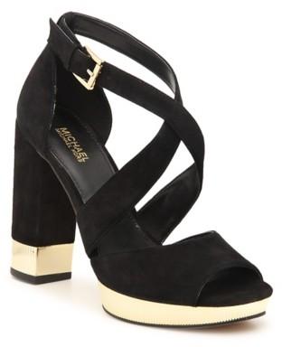 MICHAEL Michael Kors Valerie Platform Sandal