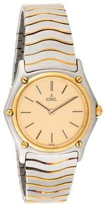 Ebel Classic Wave Watch
