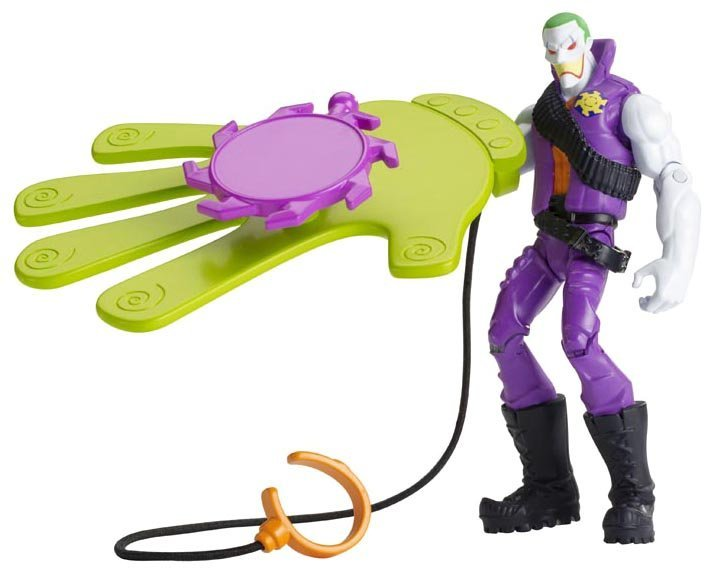 Batman Slapstick Smack The Joker 4-Inch Figure