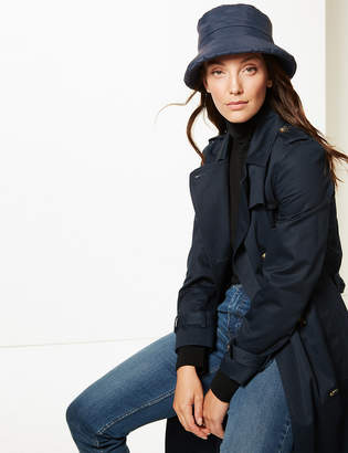 M&S Collection Rain Bucket Hat