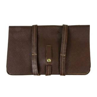 N'Damus London - Brown iPad Mini Sleeve with Leather Rope