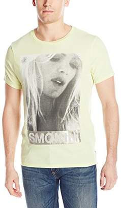 GUESS Men's Smokin' T-Shirt