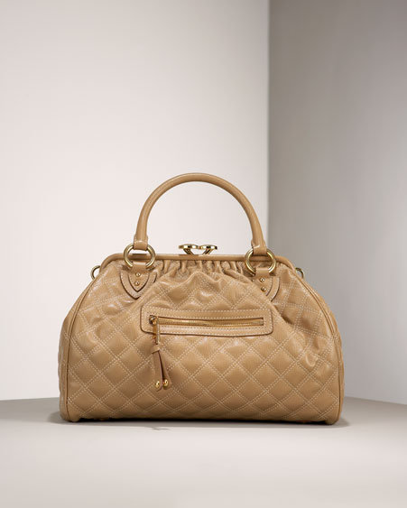 Marc Jacobs Quilted Classic Stam