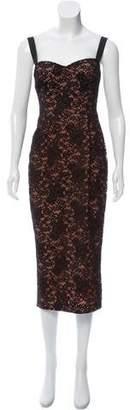Norma Kamali Vintage Lace Dress