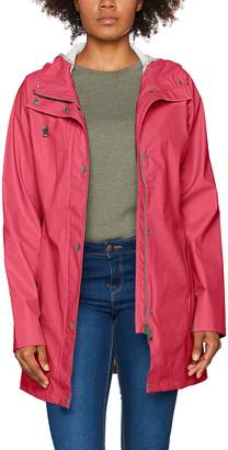 Ilse Jacobsen Women's Rain 87 Lightweight Mac L