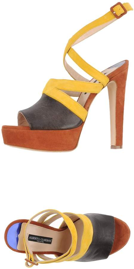 Alberto Guardiani Sandals - Item 11097748