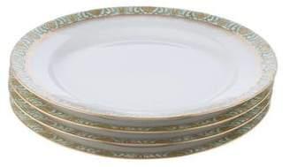 Limoges Coronet Porcelain Salad Plates