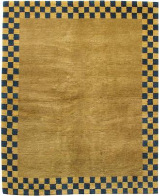 Stephanie Odegard Collection Nima Shomick Border Carpet