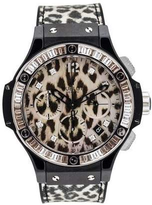 Hublot Big Bang Snow Leopard Watch