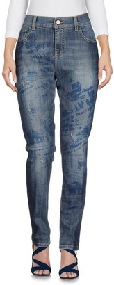 Manila Grace Denim pants - Item 42675730HW