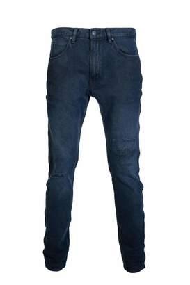 HUGO BOSS Mens Regular Slim Jeans Hugo 734 50382911 Size 34/32