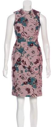 Creatures of the Wind Floral Knee-Length Dress