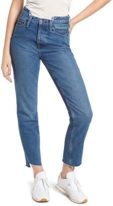 Tommy Jeans Izzy Double Waist Slim Leg Jeans