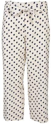 True Royal Marta Dotted Trousers