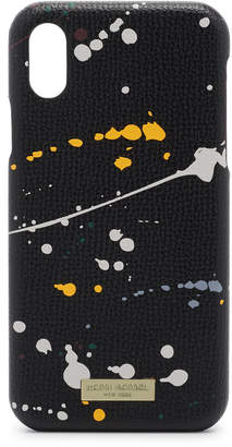Henri Bendel West 57Th Splatter Paint Case For Iphone X