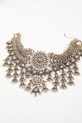 New Rules Statement Necklace